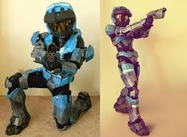 Halloween Costumes Halo Epic Body Halo Armor 10 Months Create Geek