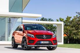 the new mercedes benz gle coupe