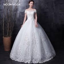 simple wedding dress half sleeve muslim lace wedding dress high quality 2018