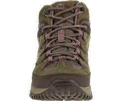 merrell womens boots canada salida mid waterproof brindle merrell