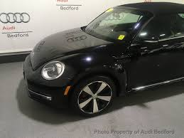 2013 Used Volkswagen Beetle Convertible 2dr Manual 2 0t W Sound
