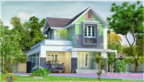 cute little house plan kerala home design floor plans building