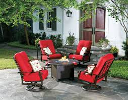 Woodard Patio Furniture Replacement Cushions - woodard cortland cushion spring chair all things barbecue