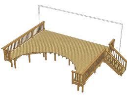 wrap around deck plans 18 pool deck plans pool deck plans garden decorating