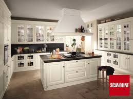 Kitchen Island Range Hoods by Furniture Fantastic Scavolini Kitchens With Copper Range Hood And