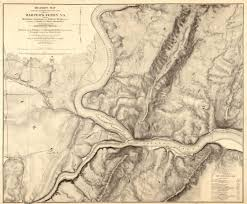 9 Funny Maps Of Virginia by 10 Facts Harpers Ferry Civil War Trust
