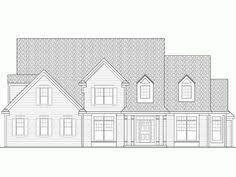 4 Bedroom Cape Cod House Plans Eplans Cape Cod House Plan Four Bedroom Cape Cod 4042 Square
