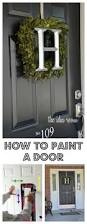 What Color Should I Paint My Shutters How To Paint A Door