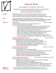 Copywriting Resume Resume Wired In