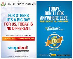 Flip Kart Flipkart Got A Slice Of Ambush Marketing From Snapdeal U2013 Brandgiri