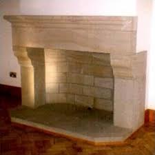 sandstone fireplace rustic chunky sandstone fireplace