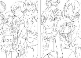 soul eater ch 62 lineart by hay hay chan on deviantart