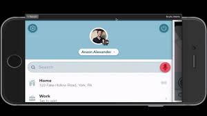 Home 123 by Waze Change Update Home Address Youtube