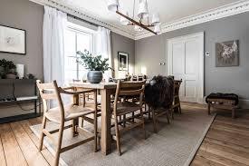 Kitchen Scandinavian Design Call Of The Wild At Killiehuntly Hotel Scotland Scandinavian