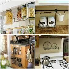 15 clever ways to get rid of kitchen counter clutter 14 diy