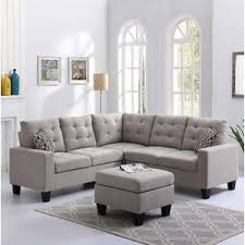 Sectional Sofa With Ottoman Sectionals U0026 Sectional Sofas Joss U0026 Main