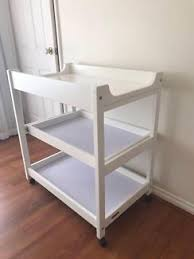 Grotime Change Table Wtb White Grotime Change Table Cots Bedding Gumtree