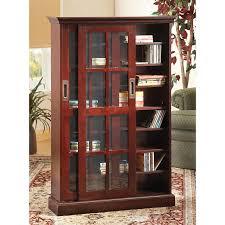 Sliding Door Dvd Cabinet Furniture Marvelous Dvd Cabinet With Doors Designs Custom Decor