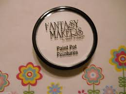 Wet N Wild Halloween Makeup by Wet N Wild Fantasy Makers Paint Pot White Base Foundation For