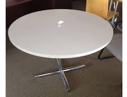 used round office table conference room meeting tables office boardroom training tables
