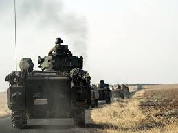 It Is Being Reported That Turkish Military Forces Have by Syrian Kurds Vow To Fight To The Death To Stop Turkey U0027invading