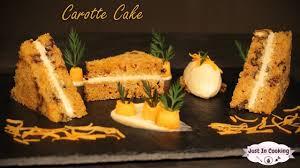 dressage des assiettes en cuisine comment dresser un carotte cake à l assiette concours la