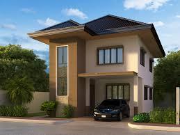 simple 2 story house plans easy ideas modern 2 storey house designs modern house plan