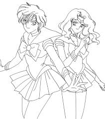 sailor moon coloring pages coloringsuite
