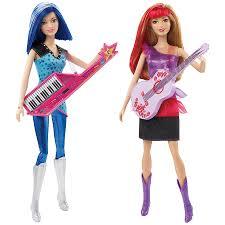 barbie halloween costume barbie rock n royals basic co star doll assorted toys