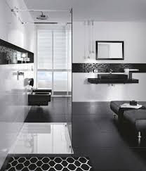 Black Modern Bathroom Black And White Bathroom Designs
