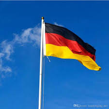 Black Red And Yellow Flag 2018 Germany National Flag German Banner Black Red Yellow