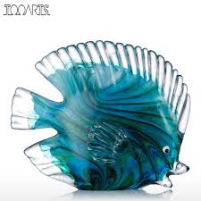 online get cheap glass fish figurine aliexpress com alibaba group