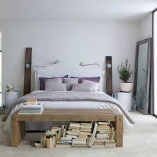 deco chambre tete de lit déco chambre avec tête de lit en bois esprit récup
