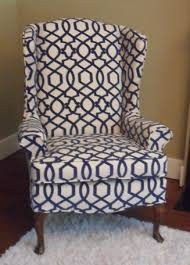 chair slipcovers ikea wing chair slipcover ikea 17647