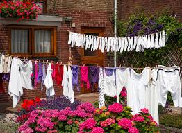 White Shirt Got Other Color With Washing - wash by fabric type not by colour and nine other ways to make