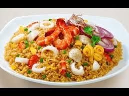 cara membuat nasi goreng ayam dalam bahasa inggris resep cara membuat nasi goreng seafood enak youtube