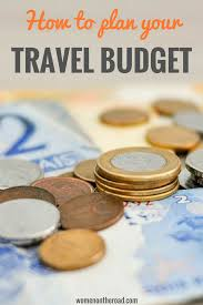 A solo female guide to planning your travel budget