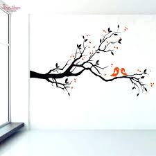 wall ideas tree branch wall art stickers arteriors edwin metal