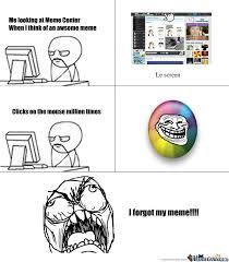 Meme At Computer - computer troll by tinkleberg meme center