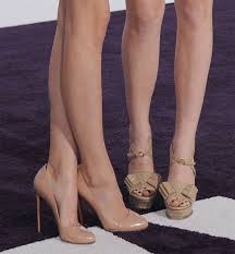 Most Comfortable Platform Heels Bloggin U0027 Most Comfortable Pair Of Christian Louboutin Heels Your