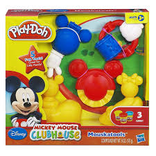 Mickey Mouse Clubhouse Bedroom Set Amazon Com Play Doh Mickey Mouse Clubhouse Disney Mouskatools Set