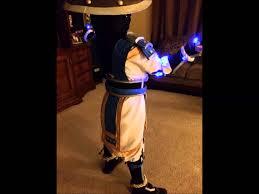 Halloween Costumes Mortal Kombat Mortal Kombat Raiden Costume