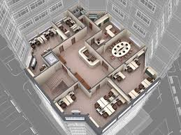 3d Office Floor Plan Why Resilient Office Space Ticks All The Boxes Continuitysa