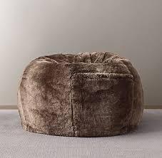 Faux Fur Bean Bag Chairs Best 25 Fur Bean Bag Ideas On Pinterest Bean Bags Bean Bag And
