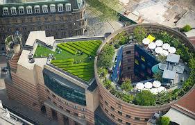 rooftop gardens design residential best rooftop garden stock