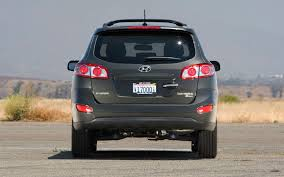 2010 hyundai santa fe towing capacity 2011 hyundai santa fe reviews and rating motor trend