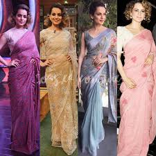 kangana ranaut u0027s new go to silhouette toasted couture