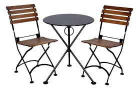 Indoor Bistro Table And Chair Set Great Cafe Table And Chair Sets Bistro Tables And Chairs Foscoin