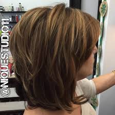 mid lengh hairstyles for over 50 with fringe 80 best modern haircuts and hairstyles for women over 50 medium
