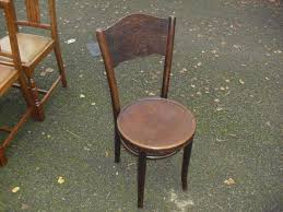 Bentwood Bistro Chair Antique Thonet Bentwood Cafe Bistro Chair Decorative In Spalding